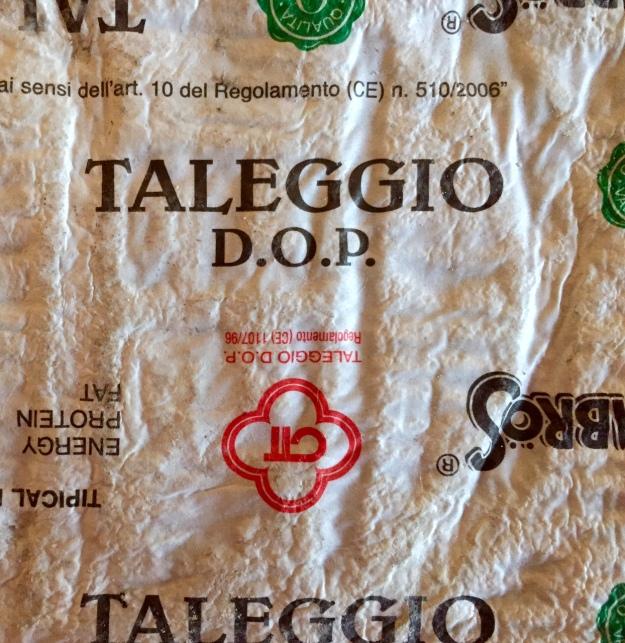 Taleggio Label
